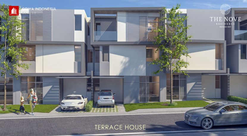 The Nove Terrace House
