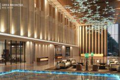hotel lobby kairaku residence karawang