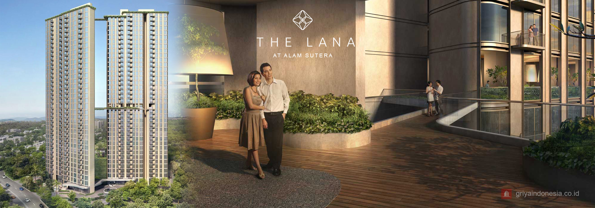 THE LANA at Alam Sutera