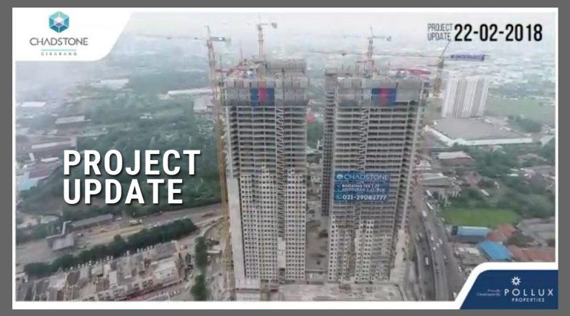 Project Update Chadstone 2018