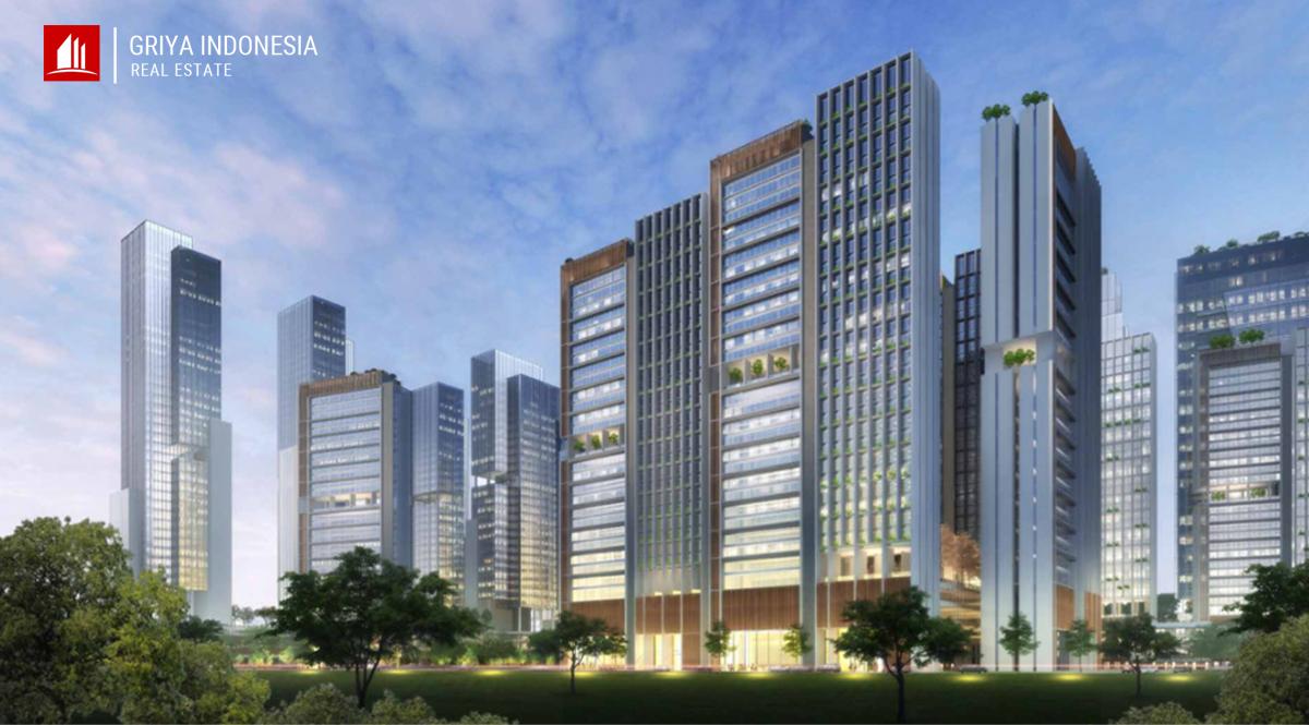Kairaku Residences Apartemen Pollux Technopolis