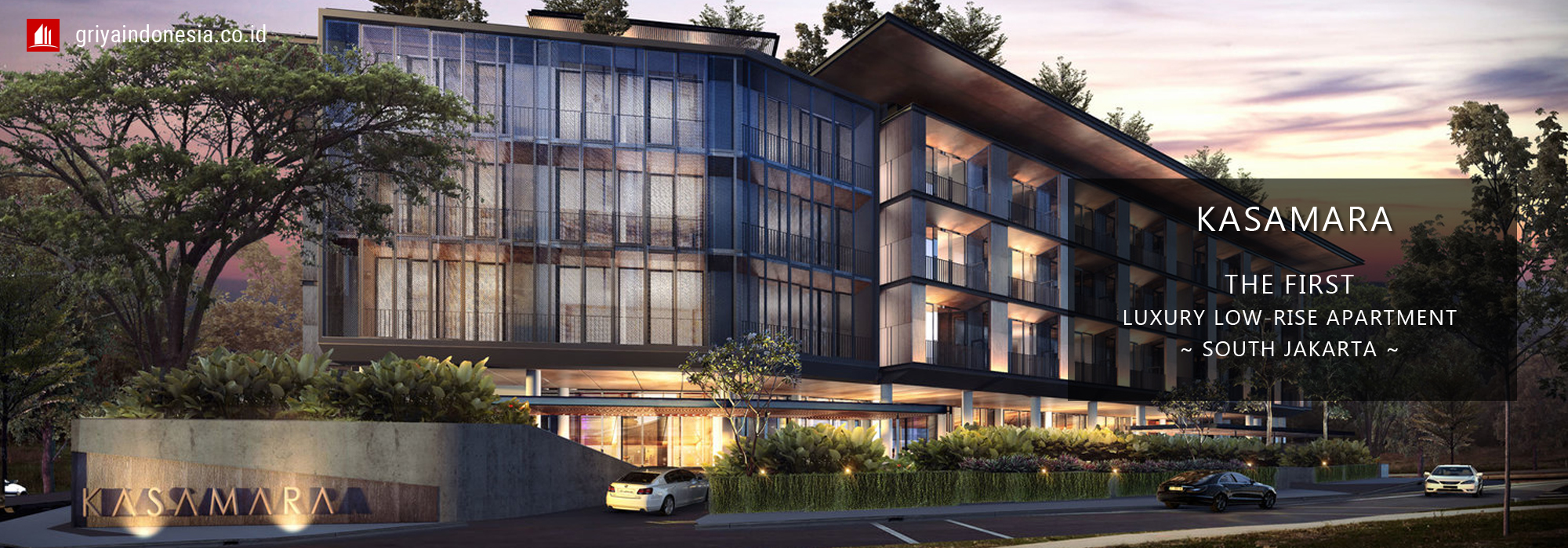 Kasamara, Apartemen Mewah Jakarta Selatan