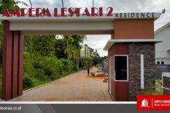 Gerbang Perumahan Ampera Lestari Residence 2 Pontianak