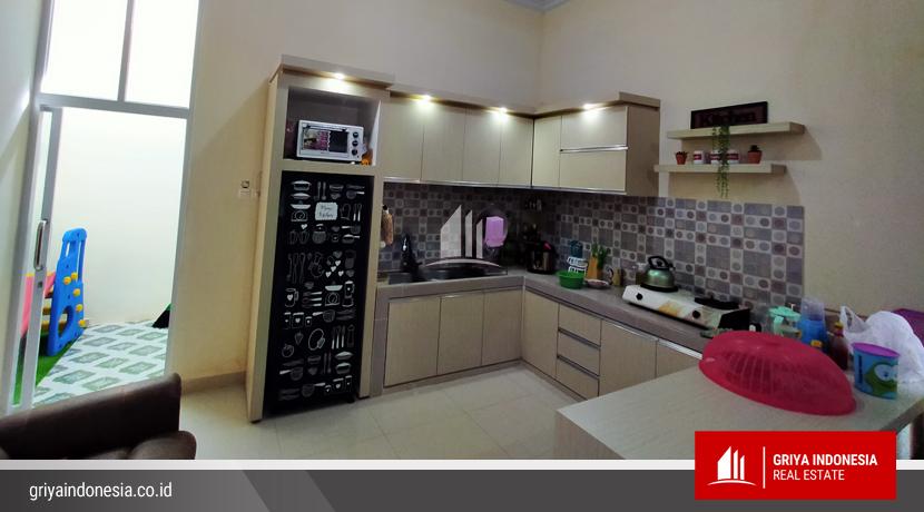 kitchen set rumah dijual gang wonodadi 3 kotabaru