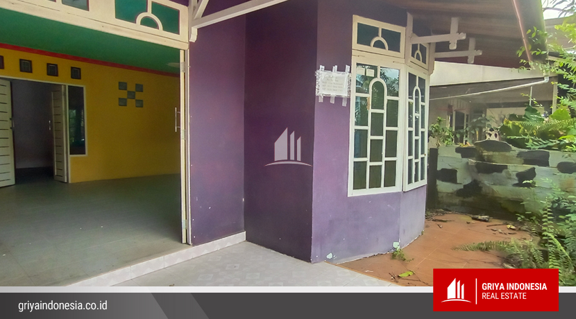 Rumah Jl Pramuka Komplek GIA sungai rengas kubu raya2