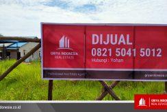Tanah Dijual Pinggir Jalan Raya Desa Kapur Kubu Raya3