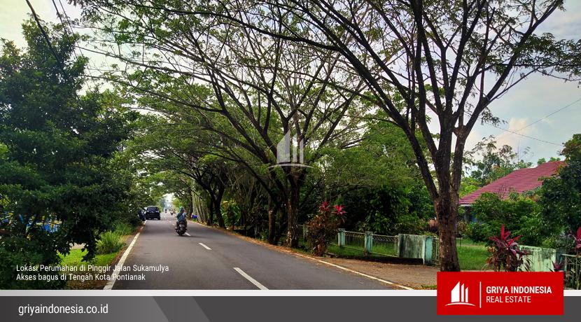 Jalan Sukamulya Pontianak