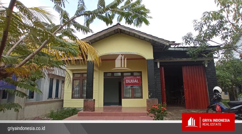 Rumah Dijual Kom Yos Sudarso Gg Sapta Marga