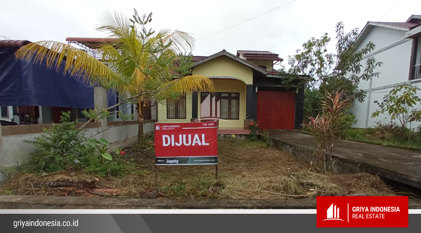 Rumah Dijual Kom Yos Sudarso Gg Sapta Marga2