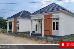 Rumah Baru tipe 50 Jl Kalimas Hulu Kubu Raya2