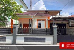 Rumah Dijual Jl Tebu Komp Mitra Utama 3