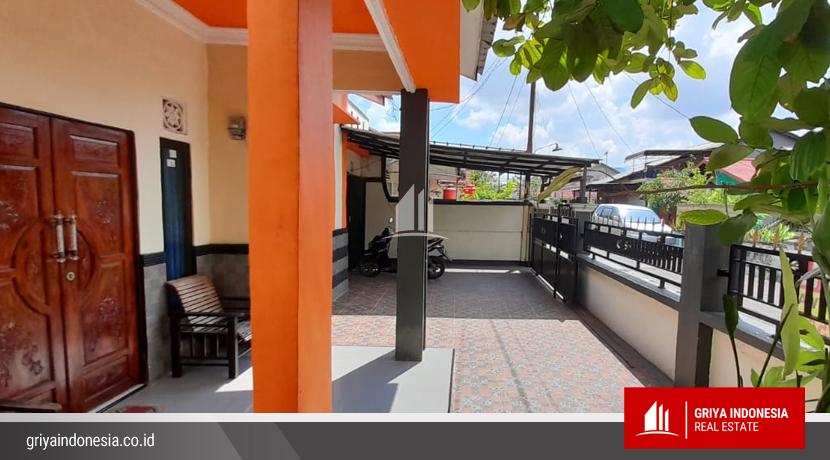 Rumah Dijual Jl Tebu Komp Mitra Utama - gambar 3