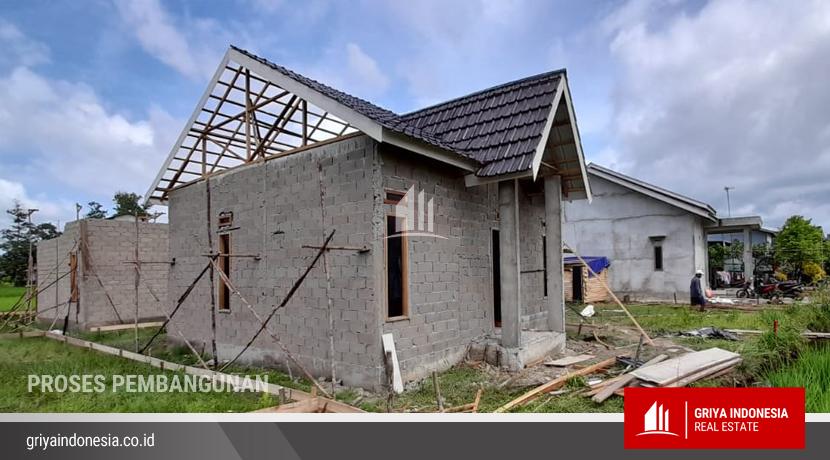 pembangunan perumahan karet merdeka asri pontianak