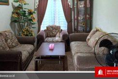 ruang tamu rumah komplek palestin tabrani