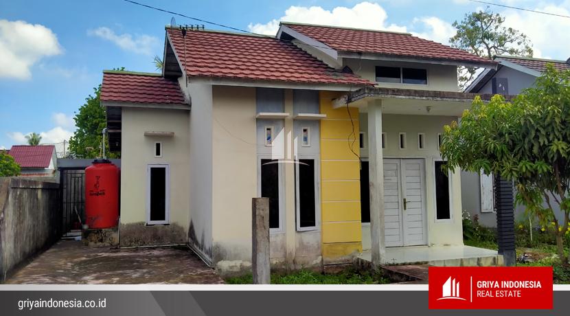rumah dijual kurnia karya kubu raya