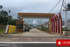 Gerbang Ampera Harmony 2 Jl Ujung Pandang 2