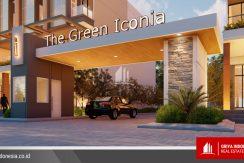 Pintu Gerbang Green Iconia Ampera Pontianak