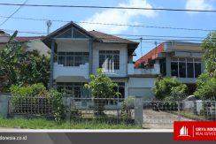 Rumah dijual jalan putri daranante pontianak dekat gedung pelni